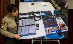 ΗΠΑ: Τουφέκια εφόδου βρέθηκαν στο σπίτι εφήβου που είχε απειλήσει να επιτεθεί σε σχολείο