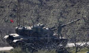 Ραγδαίες εξελίξεις: Συριακές χερσαίες δυνάμεις συρρέουν στο Αφρίν για να πολεμήσουν κατά των Τούρκων