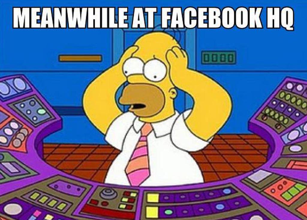 ΕΚΤΑΚΤΟ: ΧΑΟΣ στα social media: Έπεσε το Facebook και επικράτησε ΠΑΝΙΚΟΣ - Ξέσπασαν οι χρήστες