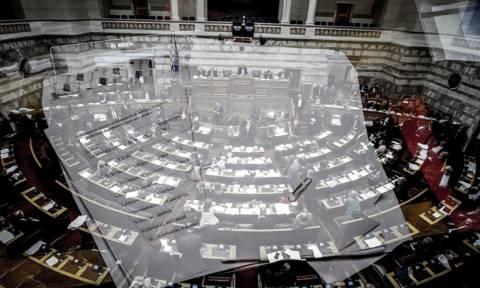 ΣΥΡΙΖΑ: Πρωτοφανής αθλιότητα οι ύβρεις «τραμπούκων» του Σαμαρά κατά βουλευτών