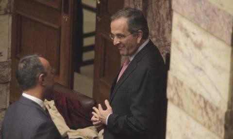 «Συνεργάτες» του Σαμαρά σε βουλευτή του ΣΥΡΙΖΑ: Σας θάψαμε στο Γράμμο, θα σας ξαναθάψουμε