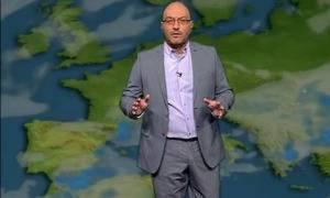 Καιρός ΤΩΡΑ: Ο Σάκης Αρναούτογλου προειδοποιεί για πλημμύρες και χιόνια μέσα στις επόμενες ώρες
