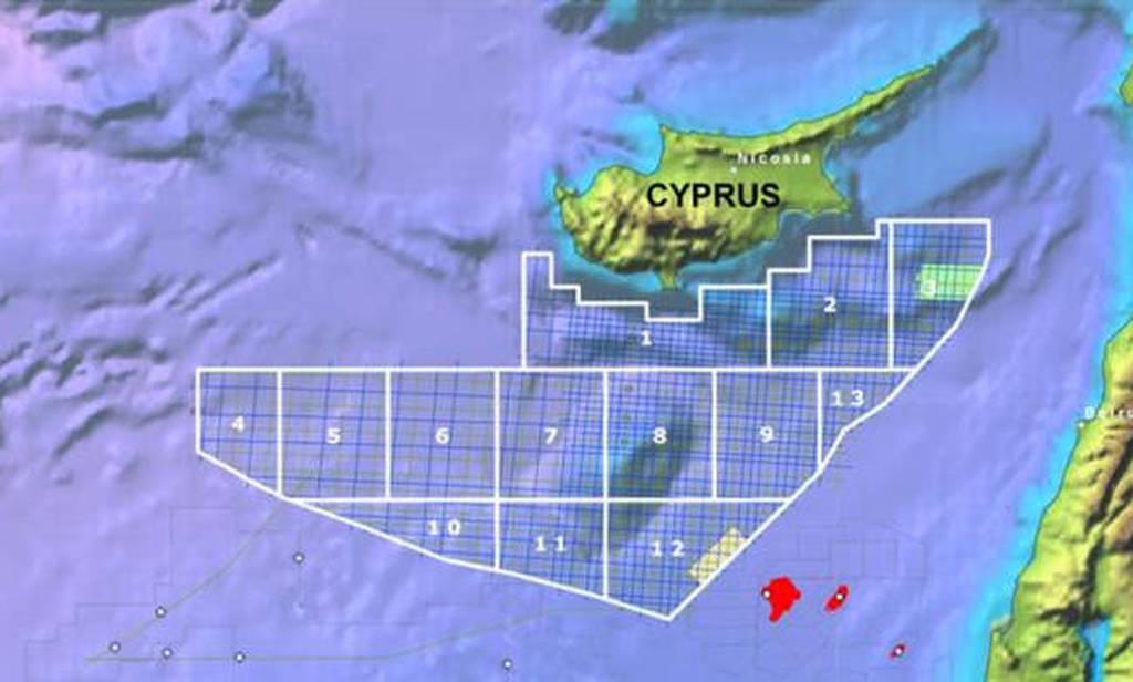 Κυπριακή ΑΟΖ τώρα: Προς Βηρυτό κατευθύνεται το ιταλικό γεωτρύπανο - Δείτε τους χάρτες