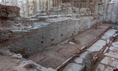 Θεσσαλονίκη: Ο αρχαιολογικός θησαυρός που αποκάλυψαν τα έργα του Μετρό (pics)