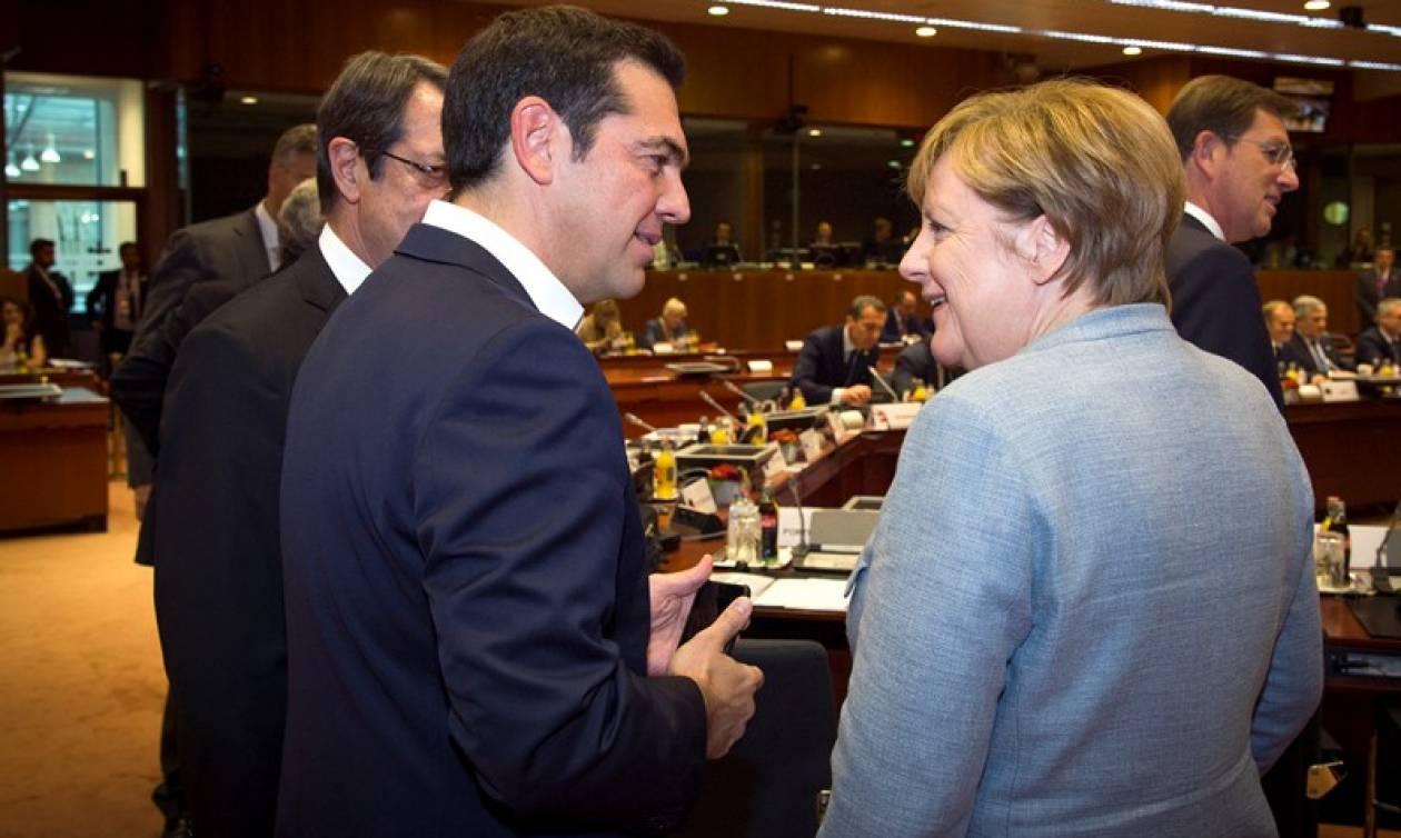 Τι είπαν Τσίπρας και Μέρκελ για το ονοματολογικό των Σκοπίων