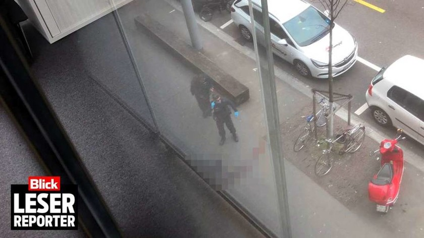 EKTAKTO: Συναγερμός στην Ελβετία: Δύο νεκροί από πυροβολισμούς στο κέντρο της Ζυρίχης (Pics)