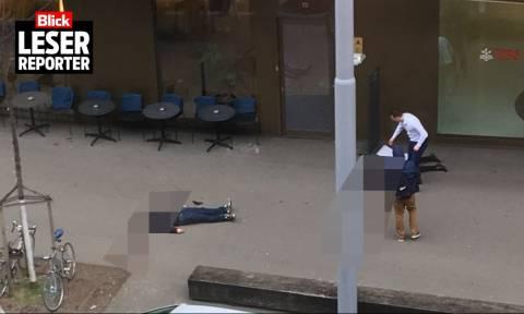 Μακελειό στην Ελβετία: Δύο νεκροί από πυροβολισμούς στο κέντρο της Ζυρίχης (Pics)