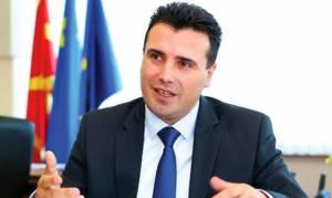 Δήλωση - «βόμβα» Ζάεφ: Αρνείται αλλαγή του Συντάγματος στα Σκόπια