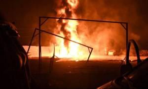 Ανθρώπινα κτήνη! Οι Τούρκοι βομβάρδισαν κομβόι με παιδιά στο Αφρίν - Δείτε το βίντεο της ντροπής