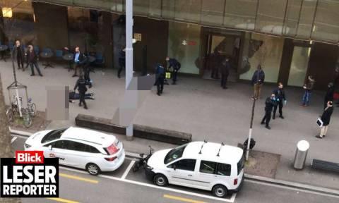 Πυροβολισμοί στο κέντρο της Ζυρίχης με δύο νεκρούς: Τι γνωρίζουμε μέχρι στιγμής (Pics)