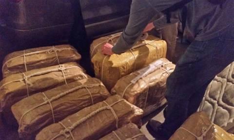 Απίστευτο σκάνδαλο με 400 κιλά κοκαΐνη σε ρωσική πρεσβεία: Βρέθηκε ο υπεύθυνος (Pics+Vid)