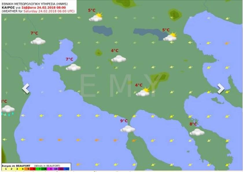 Καιρός: Μετεωρολογική «βόμβα» χτυπά το Σαββατοκύριακο την Ελλάδα - Βροχές, καταιγίδες και χιόνια