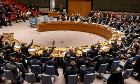 Το Συμβούλιο Ασφαλείας του ΟΗΕ ψηφίζει επί του σχεδίου απόφασης για την κατάπαυση πυρός στη Συρία