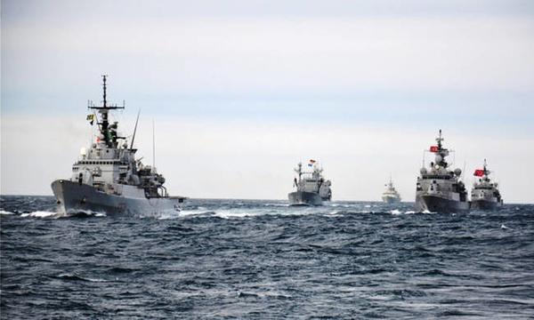 Turkish Navy End Black Sea Exercises