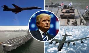 Ραγδαίες εξελίξεις: Η Ρωσία καλεί τις ΗΠΑ σε συνομιλίες για αποφυγή πολέμου με τη Βόρεια Κορέα
