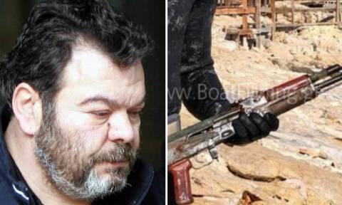 Bρέθηκε και ταυτοποιήθηκε το καλάσνικοφ της δολοφονίας Στεφανάκου