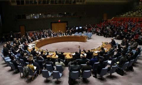 ΟΗΕ: Κατάπαυση του πυρός στη Συρία αποφάσισε το Συμβούλιο Ασφαλείας