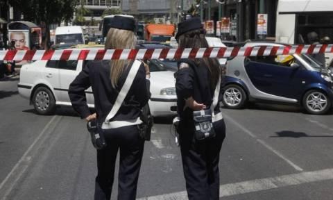 Προσοχή! Κυκλοφοριακές ρυθμίσεις στο κέντρο της Αθήνας - Ποιοι δρόμοι είναι κλειστοί