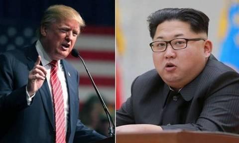 Ανοικτή σε συνομιλίες με τις ΗΠΑ δηλώνει η Βόρεια Κορέα