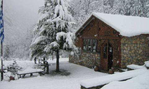 Καιρός: Προσοχή! Πλησιάζει το ισχυρό βαρομετρικό - Ιστορική χιονοκακοκαιρία τη Δευτέρα
