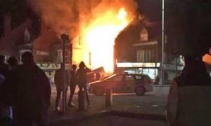 Συναγερμός στη Βρετανία: Μεγάλη έκρηξη σε κτήριο στο Λέστερ - Τουλάχιστον 4 τραυματίες (pics+vid)