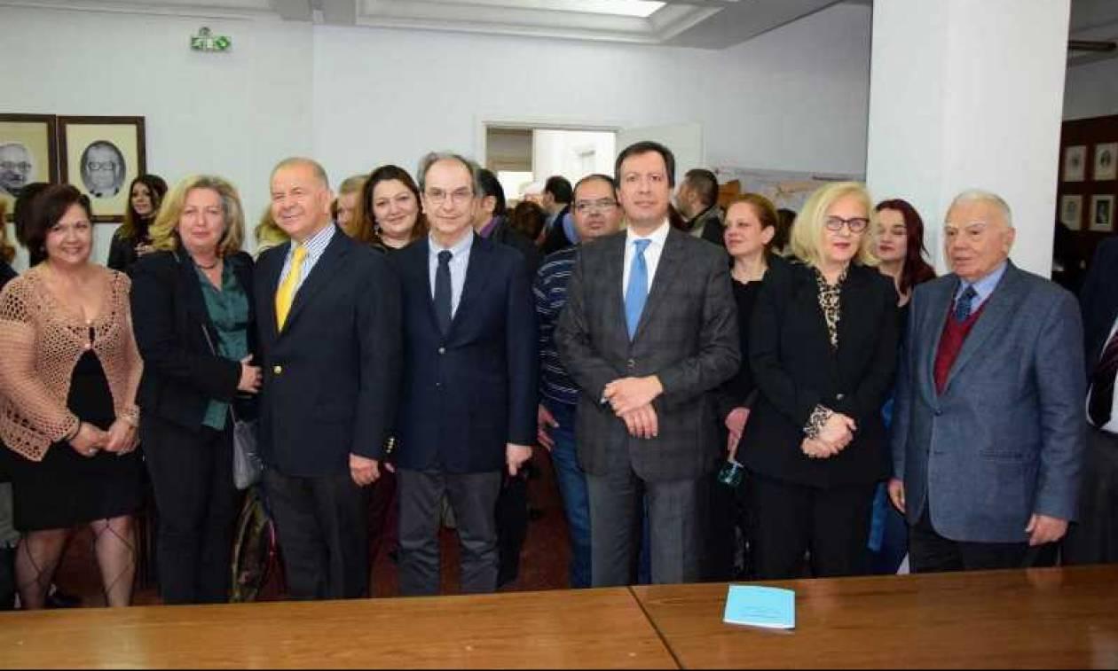 Ελληνικός Ερυθρός Σταυρός  Προτεραιότητα στην εξομάλυνση των σχέσεων με τη  Γενεύη c7a1258b127