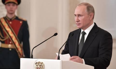Συρία: Ο Πούτιν έδωσε εντολή για εκεχειρία στην Ανατολική Γούτα
