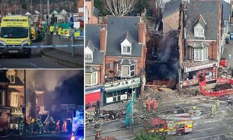 Βρετανία: Συγκλονίζει το βίντεο από τη στιγμή της έκρηξης στο Λέστερ - Στους πέντε οι νεκροί