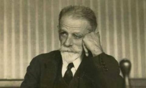 Σαν σήμερα το 1943 πεθαίνει ο ποιητής Κωστής Παλαμάς