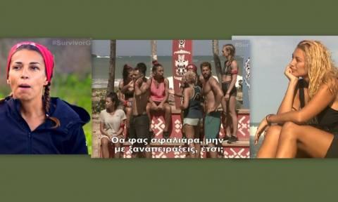 Χαμός με Σπυροπούλου- Χατζίδου: Ο τσακωμός, το τράβηγμα των μαλλιών και οι μπηχτές για τις κάμερες