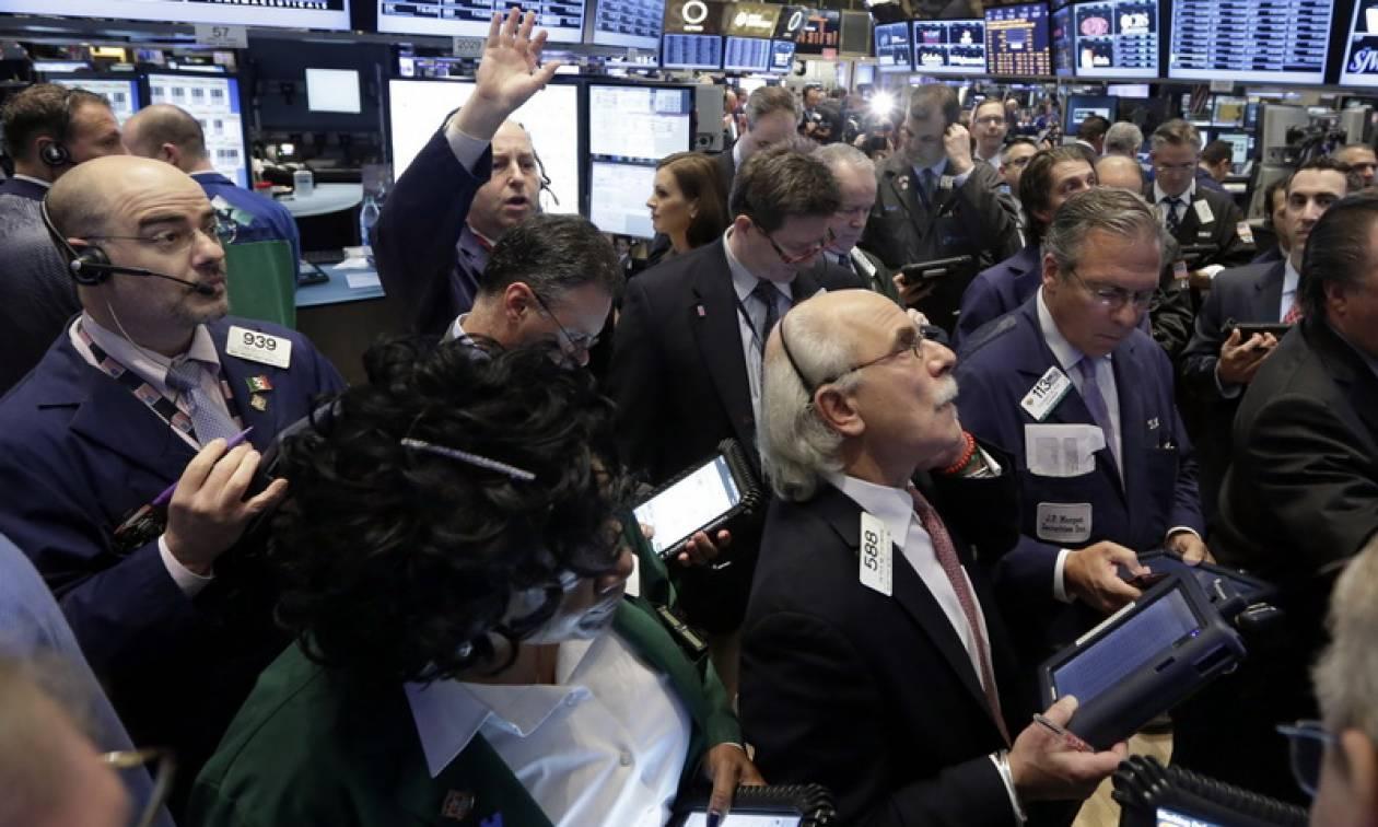 Σημαντική άνοδος στη Wall Street με το βλέμμα στη Fed