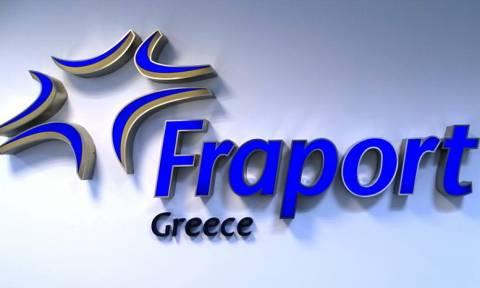 Τριάντα νέες θέσεις απασχόλησης προκήρυξε η Fraport Greece