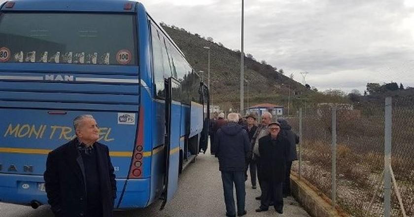 Συνεχίζουν να προκαλούν οι Αλβανοί: Τσάμηδες οργάνωναν «προσκύνημα» στην Ήπειρο (pics)