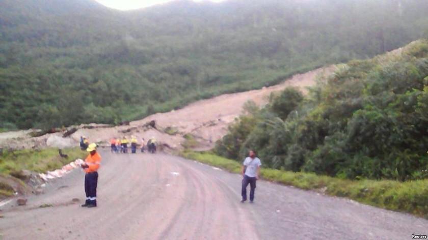 Σεισμός 7,5 Ρίχτερ συγκλόνισε την Νέα Γουινέα: Περισσότεροι από 30 νεκροί, εκατοντάδες τραυματίες
