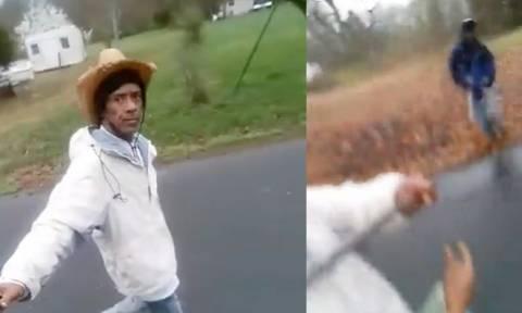 Βίντεο-Σοκ: Μετέδωσε live τη δολοφονία του στο Facebook (ΠΡΟΣΟΧΗ! ΣΚΛΗΡΕΣ ΕΙΚΟΝΕΣ)