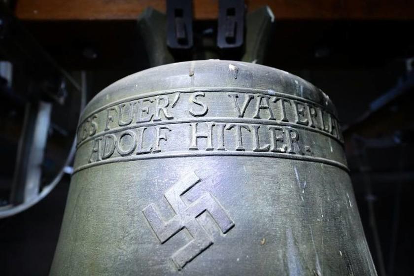 Σάλος στη Γερμανία: Χτυπά ακόμη η καμπάνα εκκλησίας αφιερωμένη στους ναζί και τον Χίτλερ