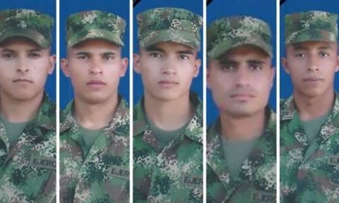 Κολομβία: Νεκροί πέντε στρατιώτες σε βομβιστική επίθεση - Ο στρατός κατηγορεί τον ELN