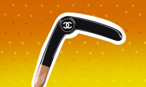 Νέα μόδα: Ξύλινα μπούμερανγκ... Chanel και ινδιάνικα φτερά από την Victoria's Secret!