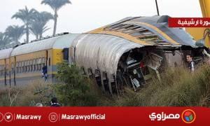 Σφοδρή σύγκρουση τρένων στην Αίγυπτο – Τουλάχιστον 16 νεκροί και 20 τραυματίες (Pics)