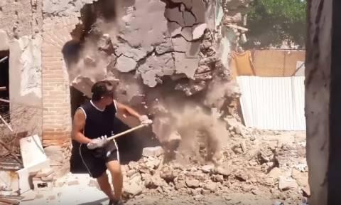 Viral: Αυτά είναι τα πιο αστεία εργατικά Fail βίντεο που είδατε ποτέ