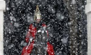 Σιβηρικό ψύχος και σφοδρές χιονοθύελλες σαρώνουν την Ευρώπη – Στους 45 ο αριθμός των νεκρών (Pics)