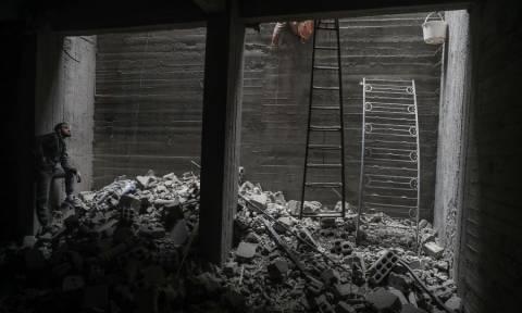 Συρία: «Οι αντάρτες δεν αφήνουν κανένα άμαχο να εγκαταλείψει την Ανατολική Γούτα»