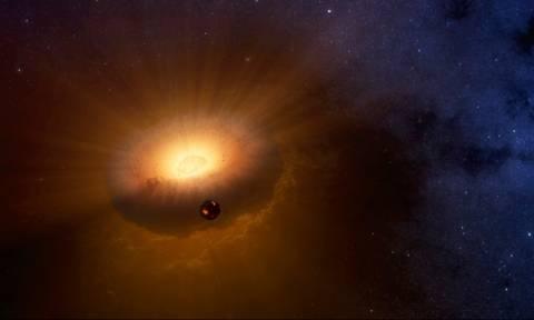 Ανατρεπτική νέα θεωρία: Η Σελήνη γεννήθηκε μέσα από τα «σπλάχνα» της Γης