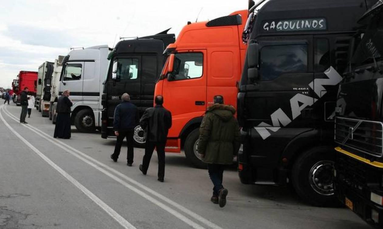 Πορείες διαμαρτυρίας πραγματοποιούν το Σάββατο (3/3) οι ιδιοκτήτες φορτηγών