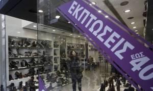 Χειμερινές εκπτώσεις - Θεσσαλονίκη: Δυσαρεστημένοι οι καταστηματάρχες από τον τζίρο