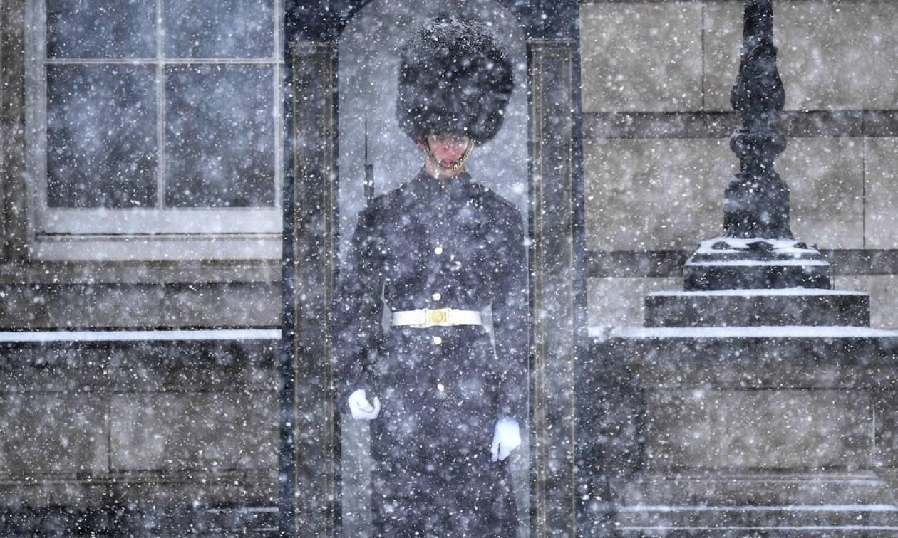 Φονικό ψύχος και σφοδρές χιονοθύελλες σαρώνουν την Ευρώπη – Στους 48 ο αριθμός των νεκρών (Pics)