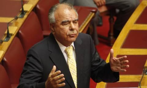 Λιποθυμικό επεισόδιο υπέστη ο βουλευτής της ΝΔ Γιώργος Βαγιωνάς (vid)