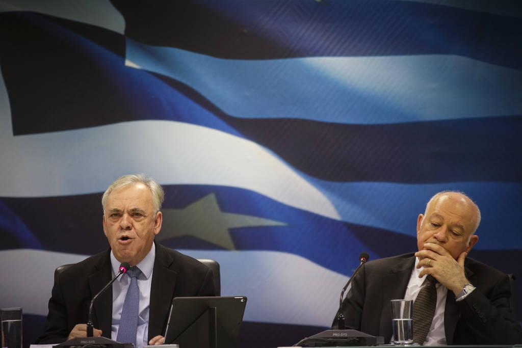 Γιάννης Δραγασάκης: Πρέπει να τρέξουμε γρήγορα κι αυτό αφορά όλους (pics)