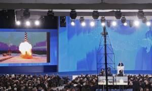Πούτιν: Αυτά είναι τα νέα υπερσύγχρονα και «άτρωτα» όπλα της Ρωσίας (vid)