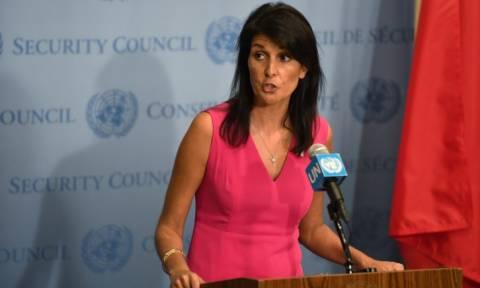 ΗΠΑ: Να διεξαχθεί νέα έρευνα του ΟΗΕ για τη χρήση των χημικών όπλων στη Συρία